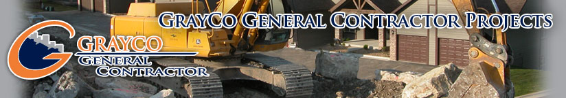 GrayCo General Contractor Projects